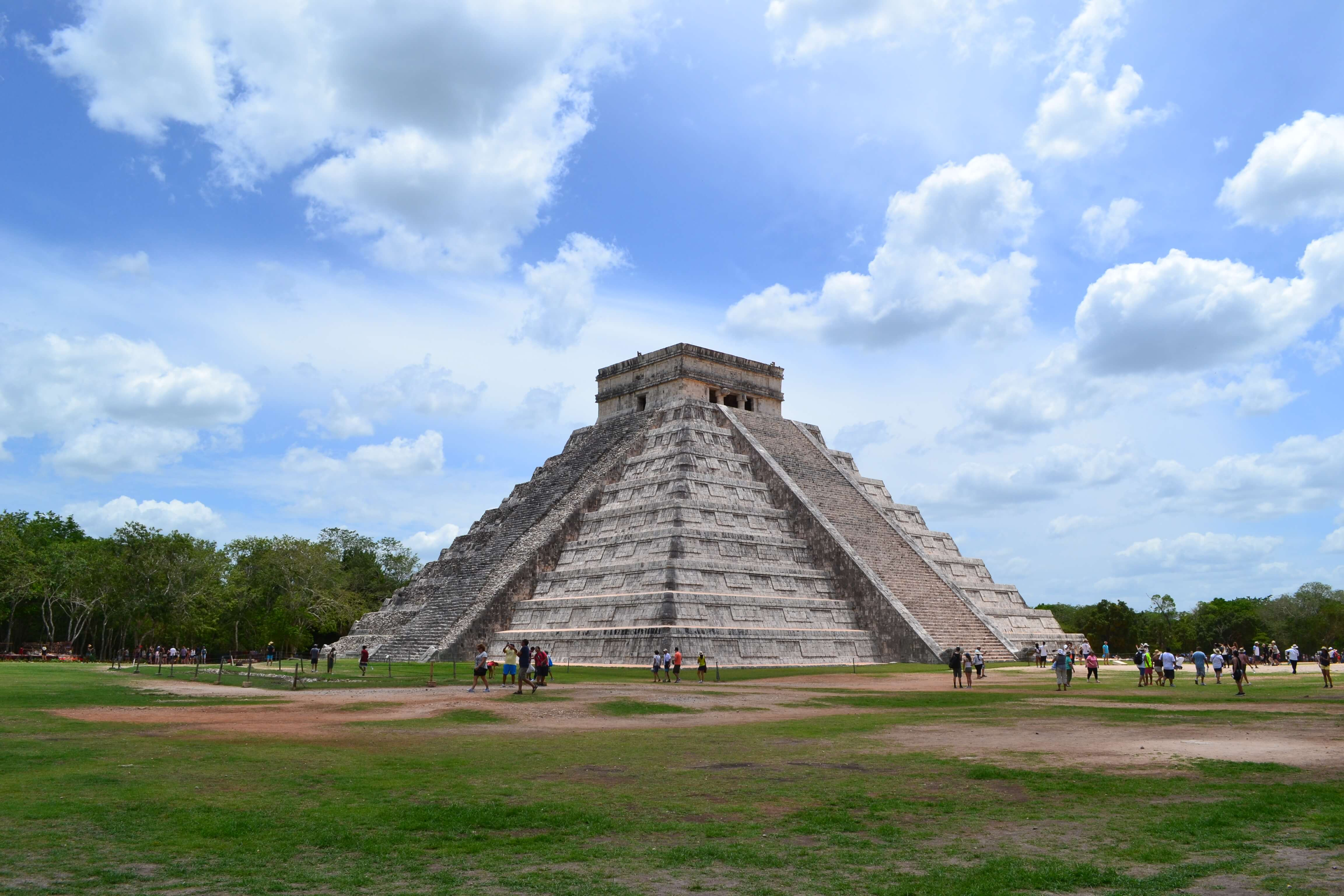 Visiting Chichen Itza: Exploring The Most Popular Mayan Ruin On The Summer Solstice