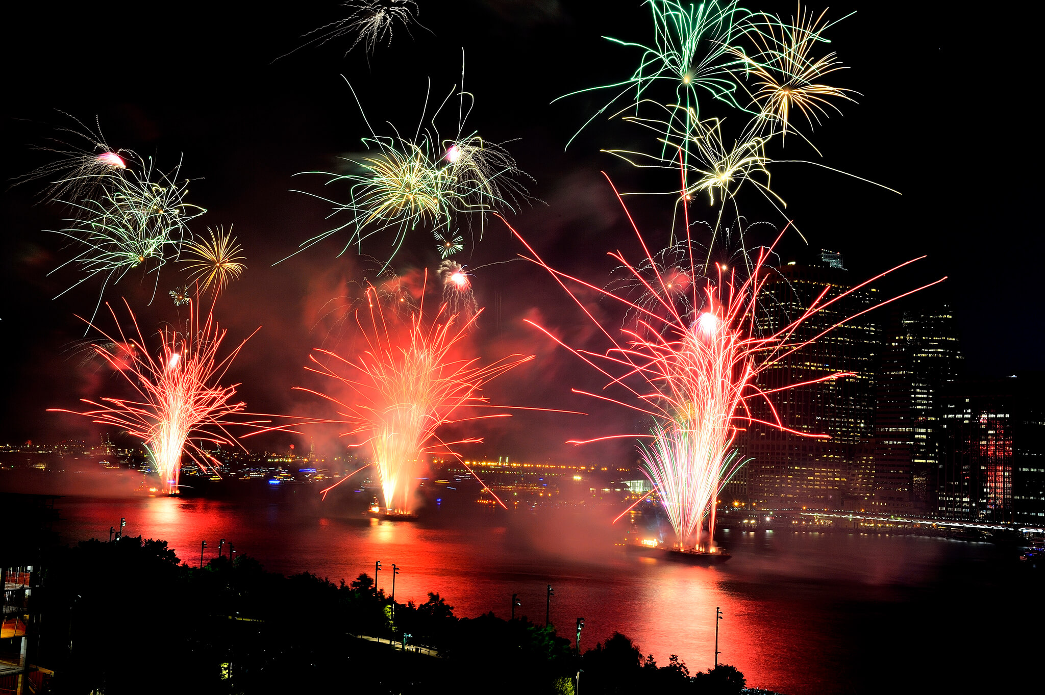 Top 7 Places For Fireworks And Fun On July 4th