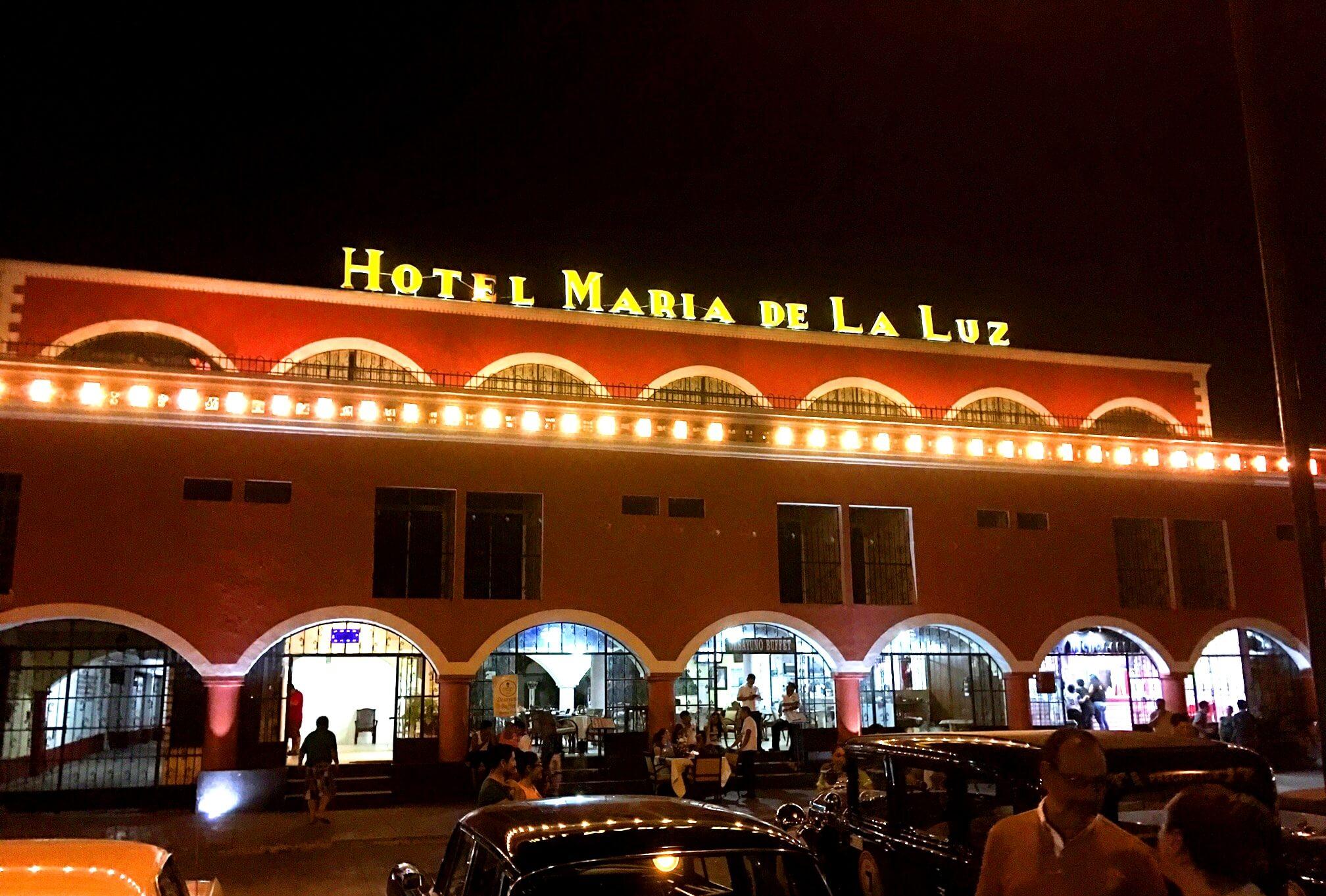 Hotel Maria De La Luz Valladolid